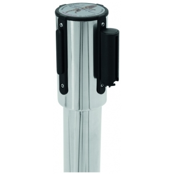 GUIL PST-11N Barrier System with Retractable Belt (black) #4