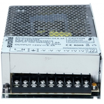 EUROLITE Electronic LED Transformer, 24V, 8,3A #4