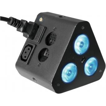 EUROLITE LED TL-3 TCL 3x3W Trusslight #3