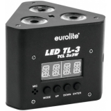 EUROLITE LED TL-3 TCL 3x3W Trusslight