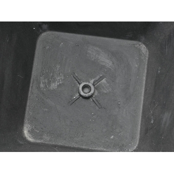 EUROPALMS Deco cachepot STONA-77, round, beige #4