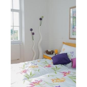 EUROPALMS Design vase WAVE-150, white #6