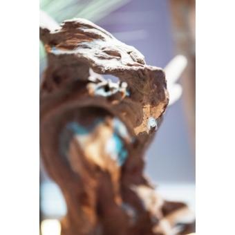 EUROPALMS Natural wood sculpture 60cm #13