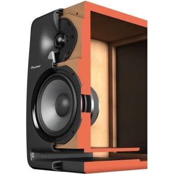 Pioneer S-DJ50X-  Active Monitor Speakers for DJ's #2