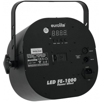 EUROLITE LED FE-1000 Flower effect #3