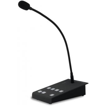 APM104MK2 - Digital Paging Microphone 4 Zones