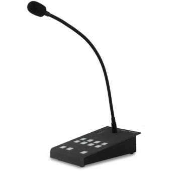 APM108MK2 - Digital Paging Microphone 8 Zones