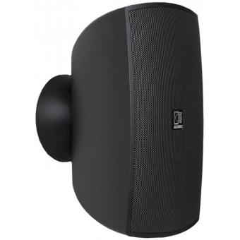 "ATEO4/B - Wall Speaker With Clevermount 4""-2-way-35w-8ohm/100v-black"