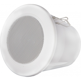 AWP06 - Waterproof ceiling speaker - 8 Ohm / 100 Volt - 6 Watt RMS / 6 Watt Transformer