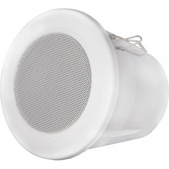 AWP06 - Waterproof ceiling speaker - 8 Ohm / 100 Volt - 6 Watt RMS / 6 Watt Transformer