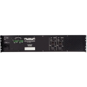 CAP224 - Dual Channel 100v Power Amplifier - 2 X 240w