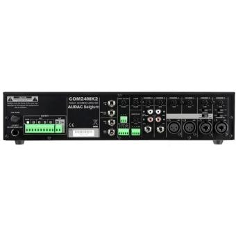 COM24MK2 - Public Address Amplifier 240w 100v - Eu Version #3