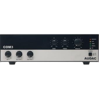 COM3 - Public Address Amplifier 30w 100v - Eu Version