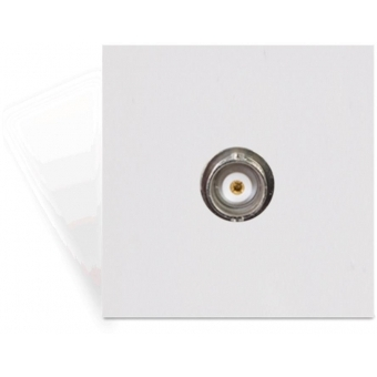 CP43BNC/W - Connection Plate - Bnc - Bticino  - White