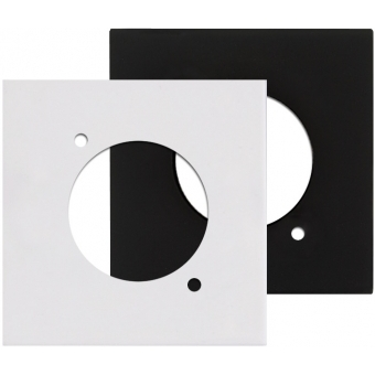 CP43DSZ - Wall Panel with D-size hole - White Version