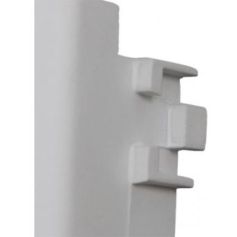 CP43RCA/W - Connection Plate - Stereorca Female - Bticino -  White #3