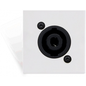 CP43SPE/W - Connection Plate - D-size  Speaker - Bticino - White
