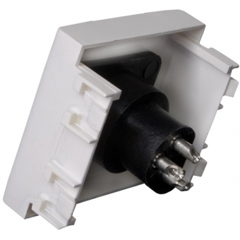 CP43XLF/W - Connection Plate - D-size Xlrfemale - Bticino - White #3