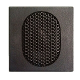 CP45LSP/B - In Wall Speaker 45x45mm Frame - 8 Ohm - 1 Watt - Black