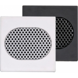 CP45LS - 45x45 Connection Plate Speaker - White Version