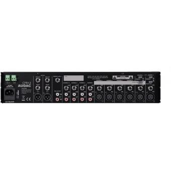 CPR12 - 2 Zone - 10 Channel Mono Pre-amplifier
