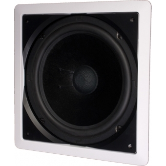 CS1000S - Square In-Ceiling / In-Wall subwoofer - 8 Ohm / 100 Watt #2