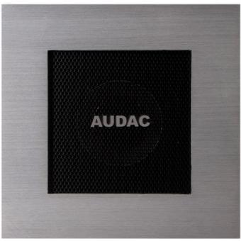CS2.1 - Brushed aluminum design In-Ceiling / In-Wall speaker - 8 Ohm / 10 Watt