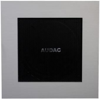CS3.1 - Brushed aluminum design In-Ceiling / In-Wall speaker - 8 Ohm / 20 Watt