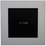 CS3.1 - Brushed aluminum design In-Ceiling / In-Wall speaker - 8 Ohm / 20 Watt