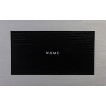 CS3.2 - 2-Way Brushed aluminum design In-Ceiling / In-Wall speaker - 8 Ohm / 20 Watt