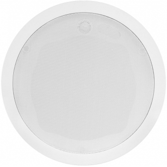 "CS660/W - 2-way Ceiling Speaker 60w/100v+8ohm - 6.5""+1"" - Metal Dome"