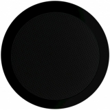 CS74/B - Quick Fit 2way Ceiling Speaker 6w/100v & 8ohm - Black