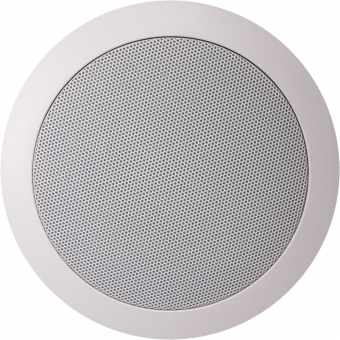 CS75/W - Quick Fit 2way Ceiling Speaker 24 W/100v & 8ohm - Ral9010 #2