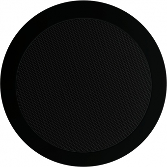 CS75/B - Quick Fit 2way Ceiling Speaker 24 W/100v & 8ohm - Black #3