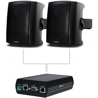 LM523 - SET OF LX523 AND RM523 - BLACK VERSION