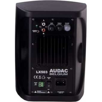 LX503 - 3-Way Active speaker system (set) - BLACK VERSION #3