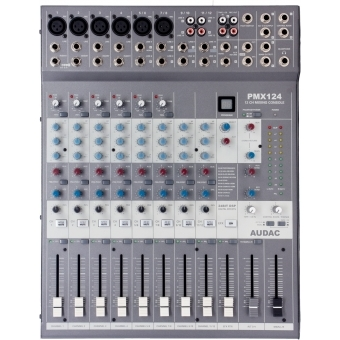 PMX124 - 12 Channel Pa Mixer #3