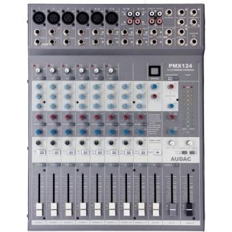 PMX124 - 12 Channel Pa Mixer #3