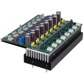 POW2 - R2 & M2 Power Amp. Kit 16x60w8 Channel Stereo