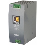 PSD124 - Din Rail Power Supply - 12vdc / 3.5a Out - 100~240 Vac In