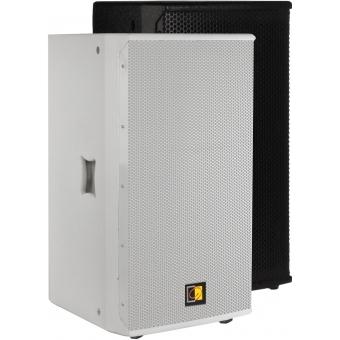 """PX108 - 2 - way 8"""" loudspeaker cabinet - 150 Watt RMS - Black version"""