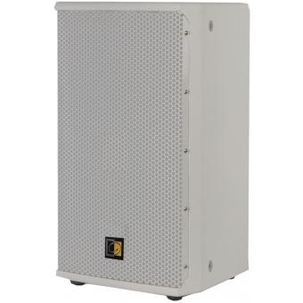 "PX108 - 2 - way 8"" loudspeaker cabinet - 150 Watt RMS - White version #2"