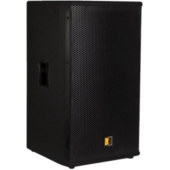 """PX112MK2 - Loudspeaker Cabinet 12"""" 2-way300w  Rms - Black"""