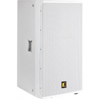 "PX112MK2W - Loudspeaker Cabinet 12"" 2-way300w Rms - White"