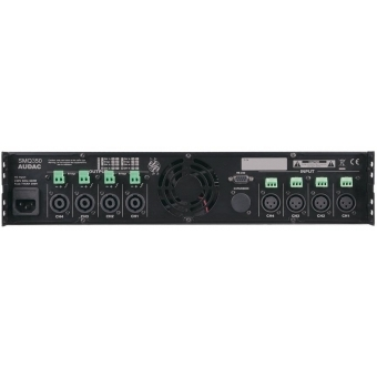 SMQ350 - Wavedynamics™ Quad Channel Power Amplifier - 4 X 350 Watt