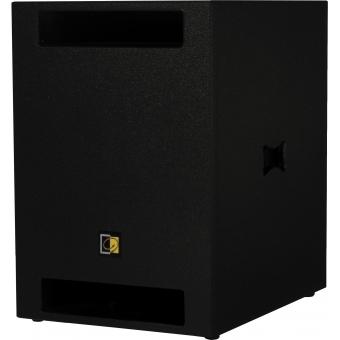 """SX12 - Subwoofer cabinet 12"""" dual coil woofer - 200 Watt RMS"""