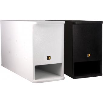 "SX408 - 8"" Subwoofer cabinet - 150 Watt RMS - Black Version"