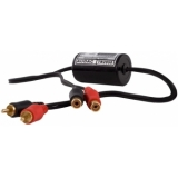 TR2050 - Stereo Ground Loop Isolator -2xrca Male To 2xrca Female