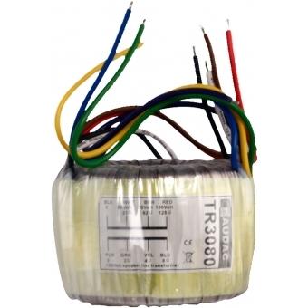 TR3080 - Toroidal audio line transformer - 80 Watt #3