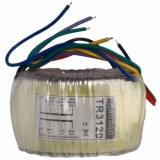 TR3120 - Toroidal Audio Line Transformer 100v 120w
